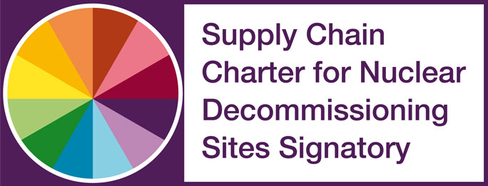 Supply Chain Charter for Nuclear Decommissioning Site Signatory